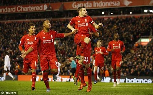 Liverpool - Swansea: Quả 11m khá may mắn - 1