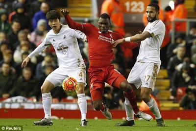 Chi tiết Liverpool - Swansea: Chỉ 1 là đủ (KT) - 3