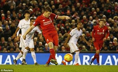 Chi tiết Liverpool - Swansea: Chỉ 1 là đủ (KT) - 5