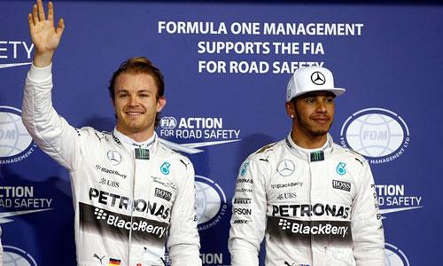 BXH Abu Dhabi GP: Mercedes thống trị tuyệt đối - 1
