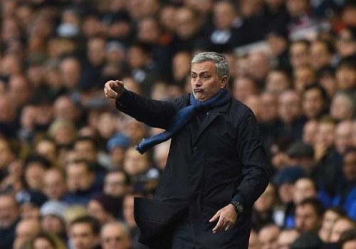 """Mourinho: """"Hòa Tottenham là Chelsea tốt nhất từ đầu mùa"""" - 2"""