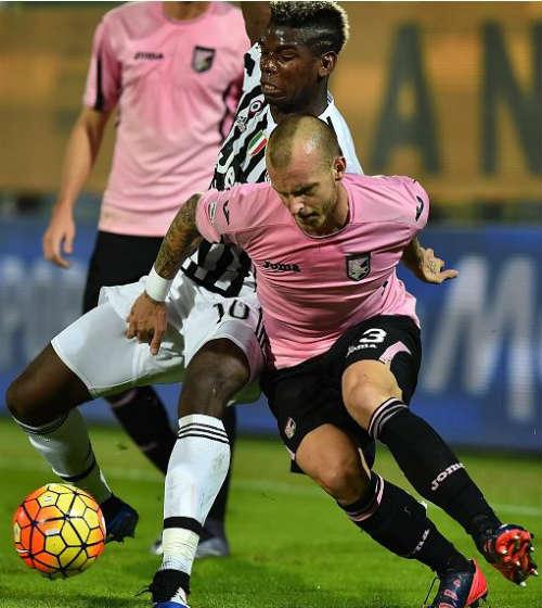 Palermo - Juventus: Hiệp 2 bùng nổ - 1