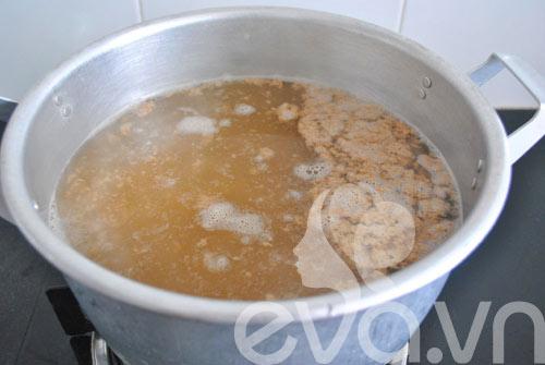 Nấu bánh đa cua đúng chất Hải Phòng - 3