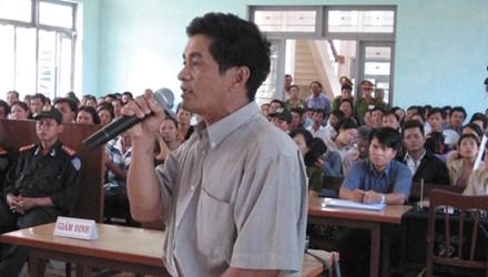 Những ai tham gia điều tra, truy tố, xét xử ông Huỳnh Văn Nén? - 1