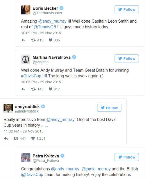 Báo chí Anh ca ngợi Andy Murray vĩ đại nhất lịch sử - 3