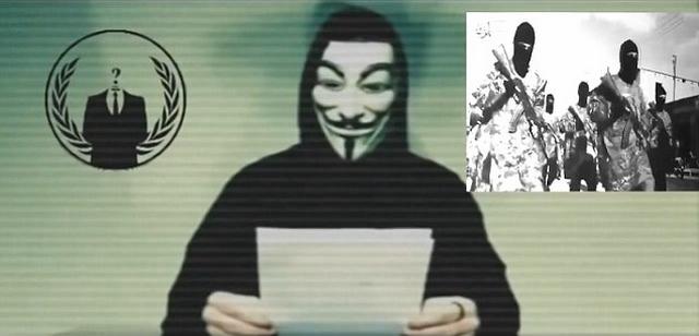 Anonymous cáo buộc doanh nghiệp Mỹ giúp đỡ IS - 1