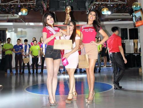 Mẫu Việt 2 con vẫn đăng quang Hoa Hậu Toàn cầu 2015 - 4