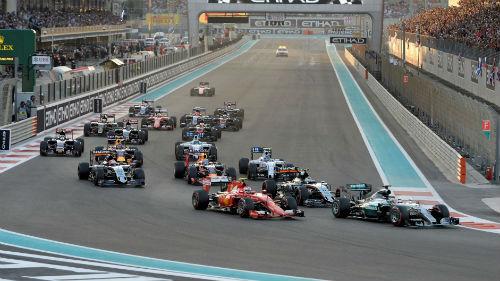 Abu Dhabi GP: Nốt nhạc cuối của bản hùng ca hoành tráng - 1