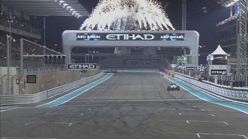 Abu Dhabi GP: Nốt nhạc cuối của bản hùng ca hoành tráng - 2