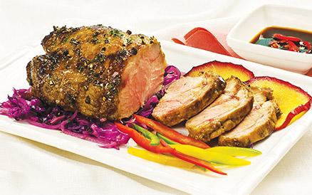 Thịt heo nướng vừa thơm vừa mềm ăn là mê - 3