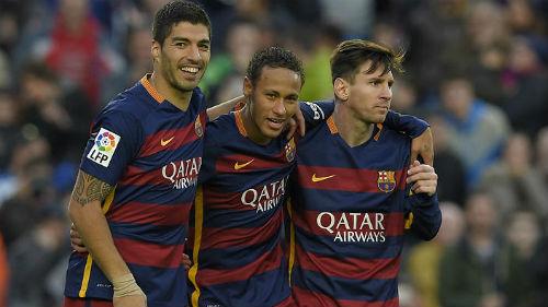 Neymar từ chối 190 triệu euro từ Real để ở lại Barca - 1