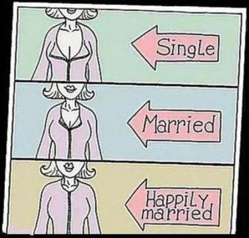 Chỉ dành cho ai đã kết hôn hoặc... chưa kết hôn - 1