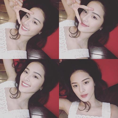 Facebook sao 30/11: Trang Trần khoe ảnh con gái yêu - 4