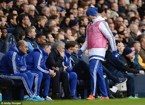 Chelsea: Costa vứt áo, xin đừng vứt sự nghiệp - 1