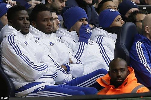 Chelsea: Costa vứt áo, xin đừng vứt sự nghiệp - 3