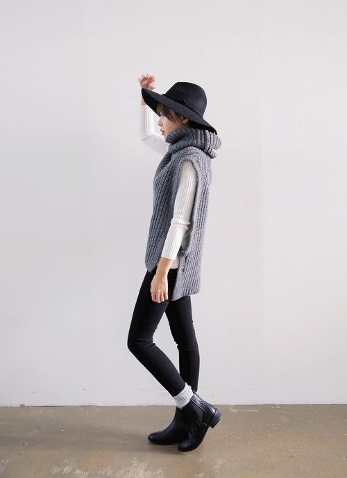 4 kiểu áo len nên có mùa đông này - 4