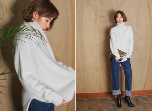 4 kiểu áo len nên có mùa đông này - 7
