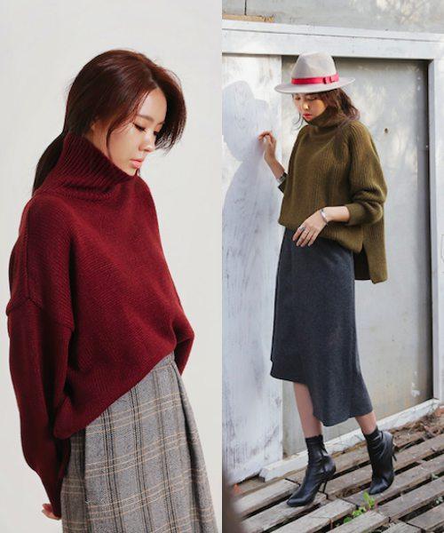 4 kiểu áo len nên có mùa đông này - 6