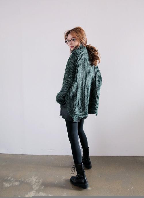 4 kiểu áo len nên có mùa đông này - 9