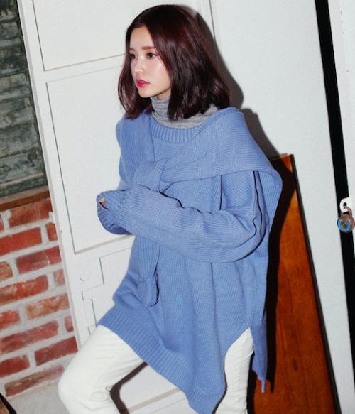 4 kiểu áo len nên có mùa đông này - 8