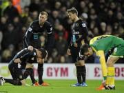 Bóng đá - Norwich - Arsenal: Lối chơi bạo lực