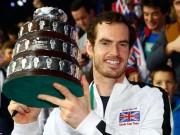 Thể thao - Báo chí Anh ca ngợi Andy Murray vĩ đại nhất lịch sử