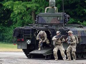 Thế giới - Đức điều 1.200 binh sĩ tới Syria chống IS
