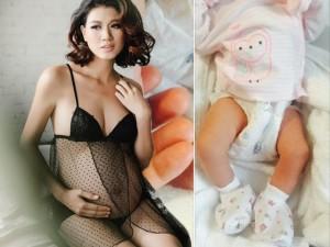 Phim - Facebook sao 30/11: Trang Trần khoe ảnh con gái yêu