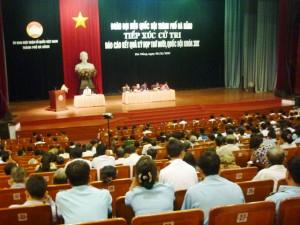 Tin tức trong ngày - Cử tri: Đà Nẵng quản lý người nước ngoài chưa chặt