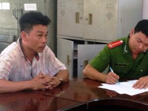 An ninh Xã hội - Vụ đá CSGT từ xe tải xuống đất: Lời khai của tài xế