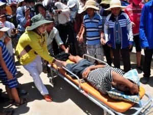 Tin tức trong ngày - Phản đối hành động dã man giết hại ngư dân ở Trường Sa