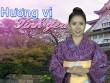 Tường Vy gắn bó với phim truyền hình Nhật Bản