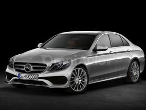 Mercedes-Benz E-Class 2016 hạng sang lộ diện