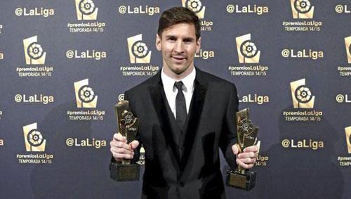 """QBV 2015: Hội đồng bầu chọn """"yêu"""" Messi hơn CR7 - 2"""