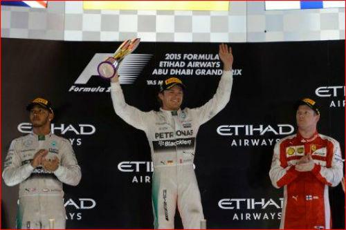 Phía sau vạch đích Abu Dhabi GP: Khẳng định sức mạnh (P1) - 1