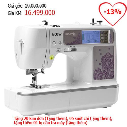 Khuyến mại đến 26% các sản phẩm máy may trên Deca - 9