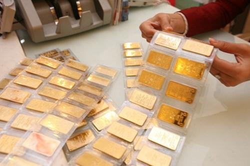 Dự báo giá vàng tiếp tục giảm trong năm 2016 - 1