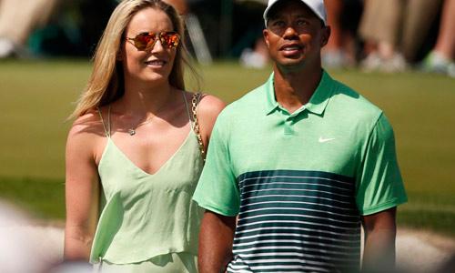 Golf 24/7: Nữ hoàng trượt tuyết vẫn yêu Tiger Woods - 1