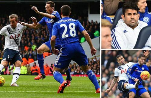 """Chelsea hiện tại: Hài lòng với vị thế """"cửa dưới"""" - 1"""