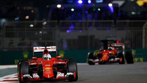 """Phía sau vạch đích Abu Dhabi GP: Nhà vô địch """"phần còn lại của F1 2015"""" (P2) - 2"""