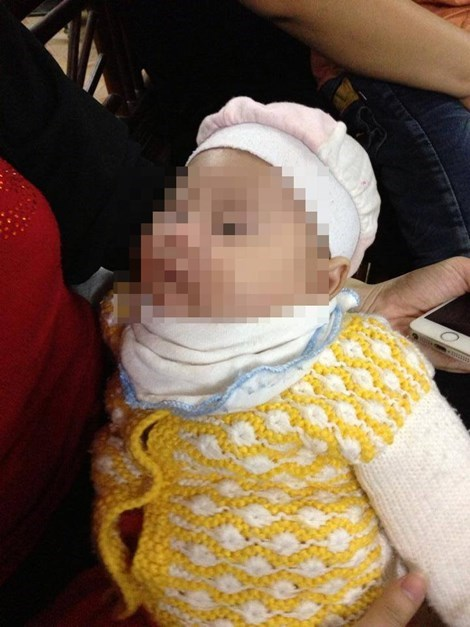 Vụ bắt cóc bé hai tháng tuổi: Thủ phạm bị tâm thần? - 1
