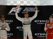 Thể thao - Phía sau vạch đích Abu Dhabi GP: Khẳng định sức mạnh (P1)
