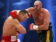 Võ thuật - Quyền Anh - Klitschko thua toàn diện Fury, may không bị đo ván