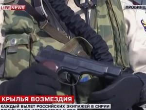 Thế giới - Sau vụ Su-24 bị bắn, phi công Nga mang súng khi bay