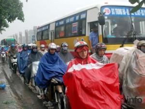 Tin tức trong ngày - Hà Nội quyết chi hơn 2.000 tỷ chống ùn tắc giao thông