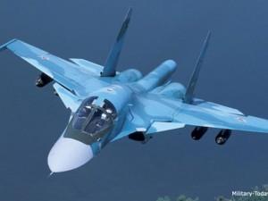 Thế giới - Mỹ lo lắng khi Su-34 Nga gắn tên lửa không đối không