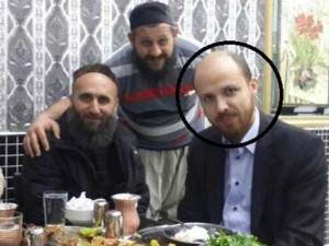 """""""Trùm IS"""" ăn tối với con TT Thổ Nhĩ Kỳ thực ra là ai?"""