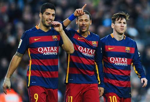 """Neymar, Messi chê Ronaldo, đòi """"công lý"""" cho Suarez - 1"""