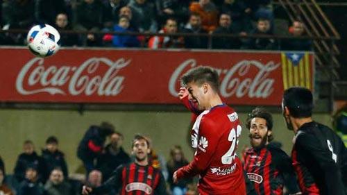 Reus - Atletico: Gồng mình chống đỡ - 1