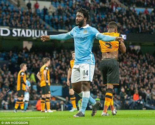 Video Man City vs Hull City - 1